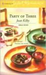 Party of Three - Joan Kilby
