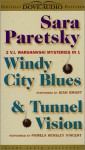 Sara Paretsky: Windy City Blues & Tunnel Vision - Sara Paretsky, Jean Smart