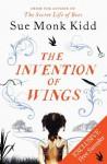 THE INVENTION OF WINGS: Exclusive Free Chapter Sampler - Sue Monk Kidd