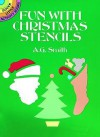 STENCILS: Fun with Christmas Stencils - NOT A BOOK
