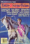 Fantasy and Science Fiction October, 1986 - Edward L. Ferman