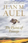 The Plains of Passage (Earth's Children, Book Four): with Bonus Content - Jean M. Auel