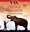A Million Shades of Gray (Audio) - Cynthia Kadohata, Keith Nobbs