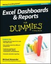 Excel Dashboards & Reports for Dummies - Michael Alexander