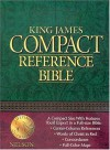 Holy Bible: Compact Reference Bible-kjv - Anonymous