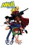 Ninja High School Pocket Manga #3 (Ninja High School (Graphic Novels)) - Ben Dunn