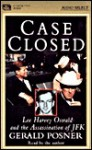 Case Closed (Bkpk, Abridged) - Gerald Posner