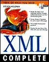 XML Complete [With XML Compatible Browser, Dozens of Example...] - Steven Holzner