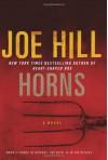 Horns - Joe Hill, Fred Berman
