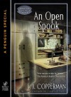 An Open Spook - E.J. Copperman