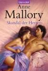 Skandal Der Herzen Roman - Anne Mallory, Ute Thiemann