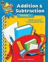 Addition & Subtraction Grade 1 - Teacher Created Resource, Teacher Created Resources