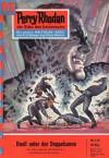 Perry Rhodan 116: Duell unter der Doppelsonne - K. H. Scheer