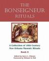 The Bonseigneur Rituals - Book II - Gerry L. Prinsen, Michael R. Poll