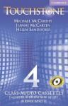 Touchstone Class Audio CDs 4 - Michael McCarthy, Jeanne McCarten, Helen Sandiford