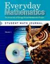 Everyday Mathematics, Grade 5: Student Math Journal, Vol. 1 - Max Bell, Amy Dillard, John Bretzlauf
