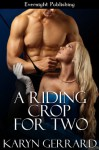 A Riding Crop for Two - Karyn Gerrard