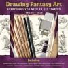 Drawing Fantasy Art - Michael Dobrzycki