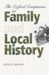 Oxford Companion to Family and Local History - David Hey