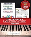 John Thompson's Easiest Piano Course - Complete [With 4 CDs] - John Thompson
