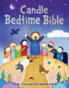 Candle Bedtime Bible: Three, Five and Ten-Minute Stories - Karen Williamson, Christine Tappin