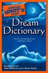 The Complete Idiot's Guide Dream Dictionary - Eve Adamson, Dream Genie