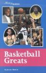 Basketball Greats - Joanne Mattern