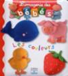 Los colores/ The Colors (Mini Diccionario Por Imagenes/ Mini Picture Dictionary) (Spanish Edition) - Émilie Beaumont, Nathalie Belineau, Claire Laroussinie, Sylvie Michelet