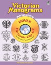 Victorian Monograms CD-ROM and Book - Dover Publications Inc.