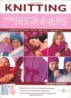 Knitting for Beginners - Sasha Kagan