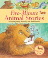 The Lion Book of Five-Minute Animal Stories - John Goodwin, John Bendall-Brunello