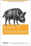 Excel 97 Annoyances - Lee Hudspeth, Lee Hudspeth, T.J. Lee
