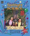 Spotlight Science 8 - Keith Johnson, Gareth Williams, Sue Adamson, Purnellm Harrey