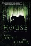 House [With DVD] - Frank Peretti, Ted Dekker