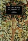 William Morris: Art and Kelmscott (Occasional Paper (Society of Antiquaries of London), 18) - Linda Parry