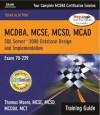 SQL Server 2000 Database Design and Implementation: MCAD/MCSD/MCSE Training Guide Exam 70-229 (Training Guides (Que)) - Thomas Moore, Ed Tittel