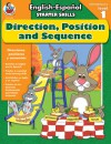 English-Espanol Starter Skills, Direction, Position, and Sequence (Spanish Edition) - School Specialty Publishing, Frank Schaffer Publications
