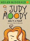 Judy Moody Was In A Mood - Megan McDonald, Peter H. Reynolds