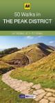 50 Walks in Peak District (AA 50 Walks Series) - Automobile Association