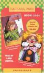 Junie B., First Grader: Shipwrecked & Junie B., First Grader: BOO...and I MEAN it - Barbara Park, Lana Quintal, Denise Brunkus