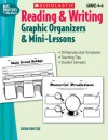 Reading & Writing Graphic Organizers & Mini-Lessons - Susan Van Zile, Zile