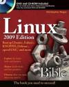 Linux Bible 2009 Edition - Christopher Negus