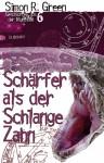 Schärfer als der Schlange Zahn (Geschichten aus der Nightside, #6) - Simon R. Green