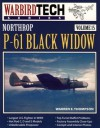 Northrop P-61 Black Widow - WarbirdTech Volume 15 - Warren Thompson