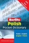 Berlitz Polish Pocket Dictionary - Berlitz Publishing, Berlitz Publishing