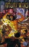 Coheed & Cambria's Claudio Sanchez presents The Amory Wars #1 : The Second Stage Turbine Blade Part 1 (Image Comics) - Claudio Sanchez, Gus Vazquez