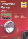MGB Restoration Manual - Lindsay Porter