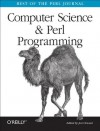 Computer Science & Perl Programming: Best of The Perl Journal - Jon Orwant