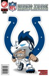 NFL Rush Zone: Season Of The Guardians #1 - Indianapolis Colts Cover - Kevin Freeman, M. Goodwin