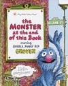 The Monster at the End of this Book (Sesame Street) - Jon Stone, Michael J. Smollin